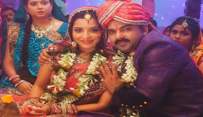 Pawan Raja Monalisa Wedding0