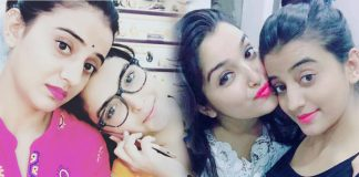 Akshara Singh With Amrapali Dubey Best Friends