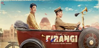 Kapil Sharma Movie Firangi new Poster Release