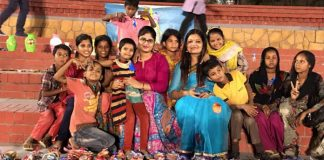 Neha Shree Good Work for childrens