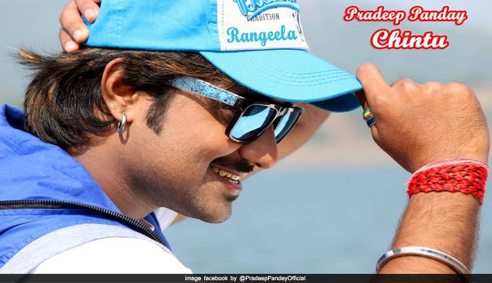 Pradeep Pandey chintu a nice actor