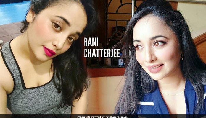 Rani chatarjee Instagram video Posted