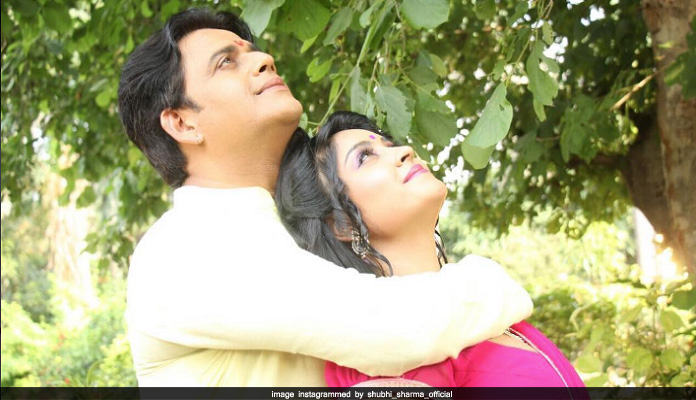 Ravi Kishan With Shubhi Sharma New Movie