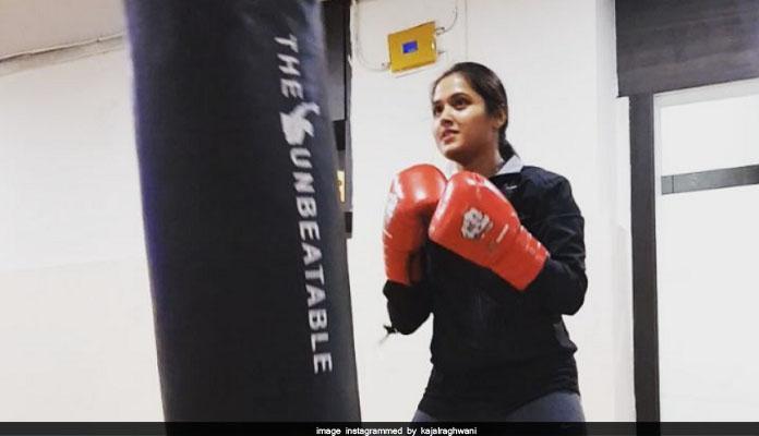 Kajal raghwani new project share with insta