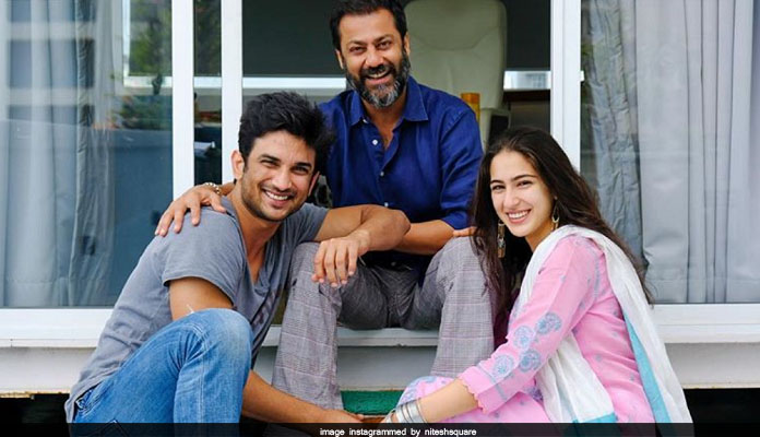 Sushant singh rajpoot new movie kedarnath