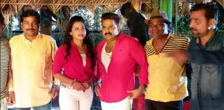 Pawan singh movie wanted set on full masti