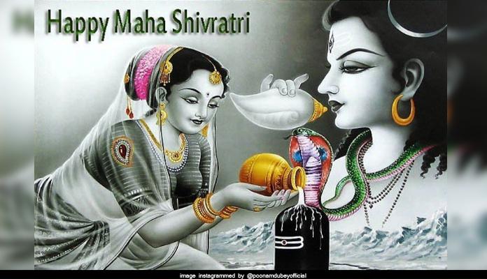 Happy Maha Shivratri 2018 bhojpuri stars