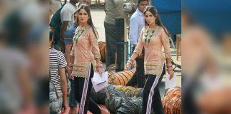 Katrina kaif zero the film shooting mumbai filmcity
