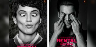 Mental hai kya movie poster out now