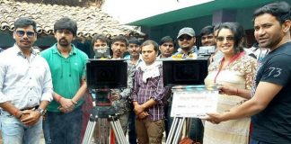 Nirahua Hindustani's third part starts shooting, the entire team of the movie that was seen during Muhurta