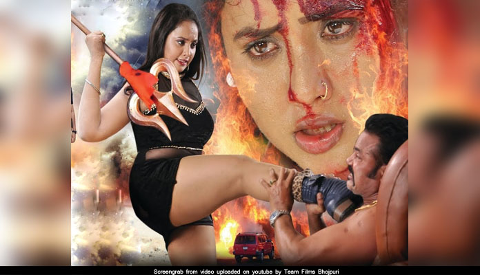 Rani chatarjee movie trailer of kasam durga ki