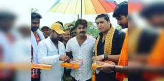 Pawan Singh happy with the success of Wanted, obviously his happiness