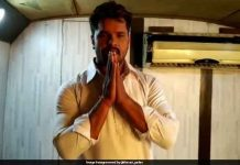 Khesarilal joins hands, appeals to the audience, no obscenity in Bhojpuri films