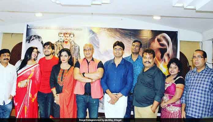 Arvind Ekalal's movie 'Pathar ke Sanam' is a muhurut done in Mumbai