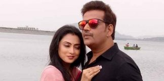 Megastar Ravi Kishan, head of Ranchi Crime Branch