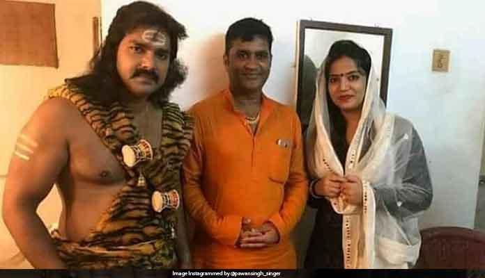 Pawan Singh will be seen in Lord Shankar's look in Sawan