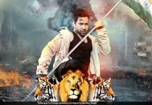 Shere E Hindustan first look released 01