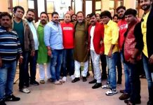 Pawan Singh's action movie film boss ends shooting