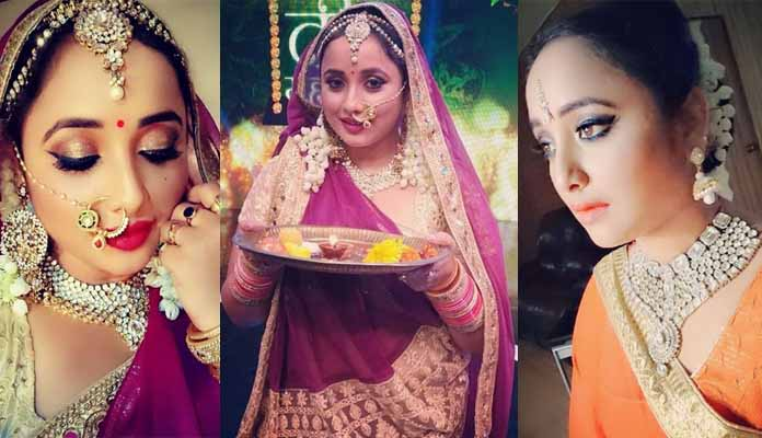 Rani Chatterjee ready to become 'Chhoti Thakurain'